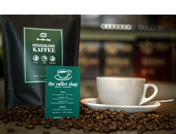 the coffee shop | taste the difference | Über uns - Philosophy